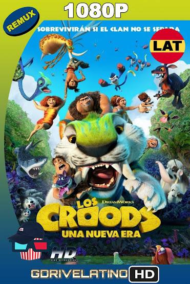 Los Croods 2: Una Nueva Era (2020) BDRemux 1080p Latino-Ingles MKV
