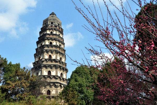 เขาเนินเสือ (Tiger Hill: 虎丘) @ www.chinadiscovery.com