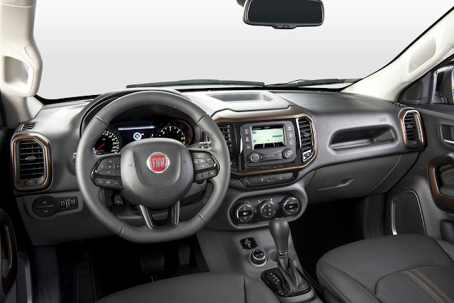 Fiat Toro Volcano 4x4 2019 - Diesel
