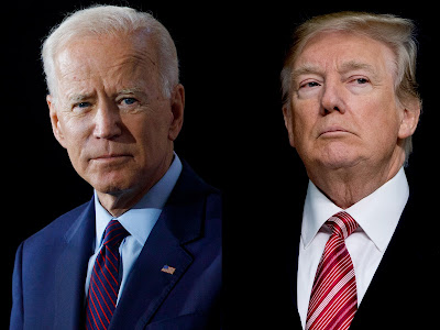 دونالد ترامب Donald Trump و جو بايدن Joe Biden