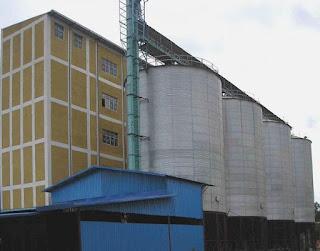 500t wheat flour mill building