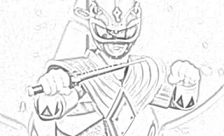 Power Rangers coloring pages coloring.filminspector.com
