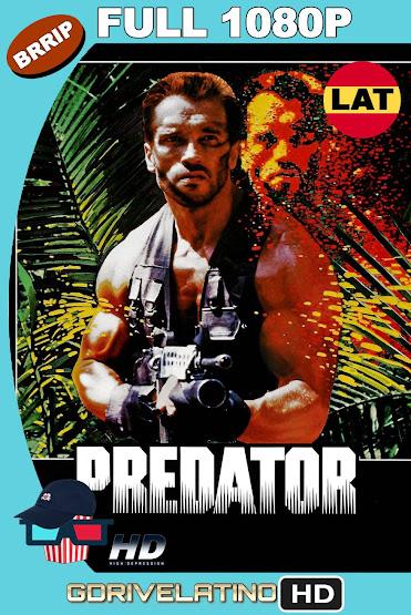 Depredador (1987) BRRip 1080p Latino-Ingles MKV