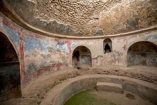 TERME STABIANE (Pompei)