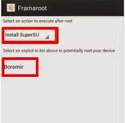 framaroot Lenovo a369i cara root