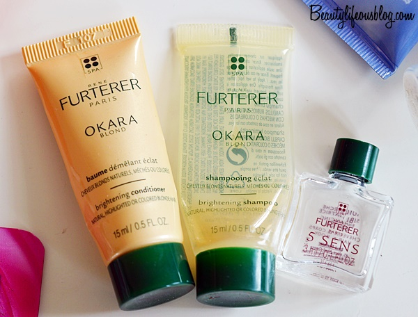 Furterer - Okara Blond Erfahrung