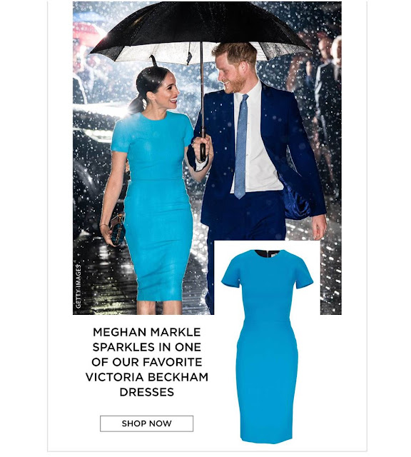 Meghan Markle Style Dress