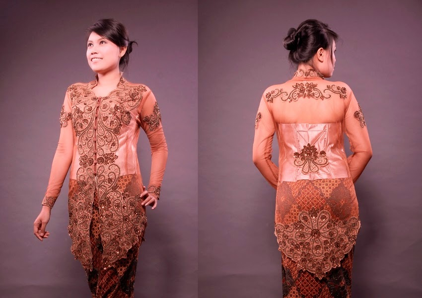Contoh Baju Kebaya Untuk Orang Pendek