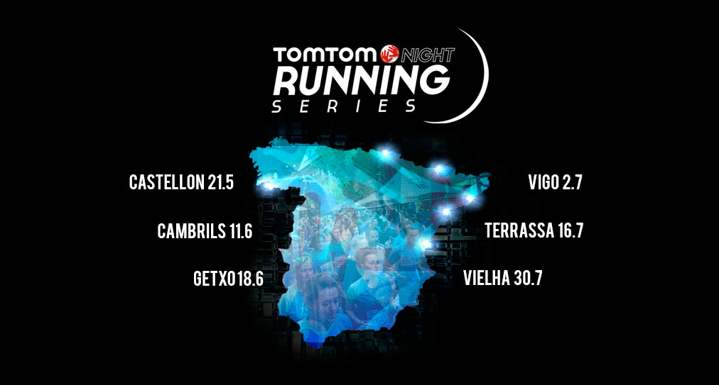 TomTom Night Running Series