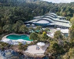 Stay overnight at the Mercure Kingfisher Bay Resort Hotel Australia