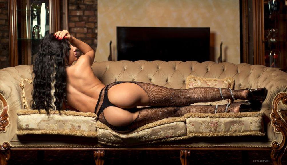 KaylaDavis Model GlamourCams