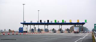 Κυκλοφοριακές ρυθμίσεις στην Εγνατία Οδό και σε παράπλευρες οδούς της Νέας Εθνικής Οδού Αθηνών - Θεσσαλονίκης