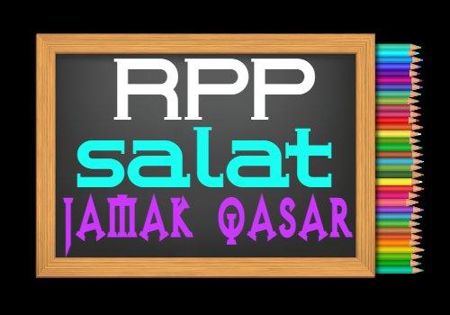 RPP PAI Kelas 7 Semester 2 Tahun 2020/2021, Materi Salat Jamak dan Qasar