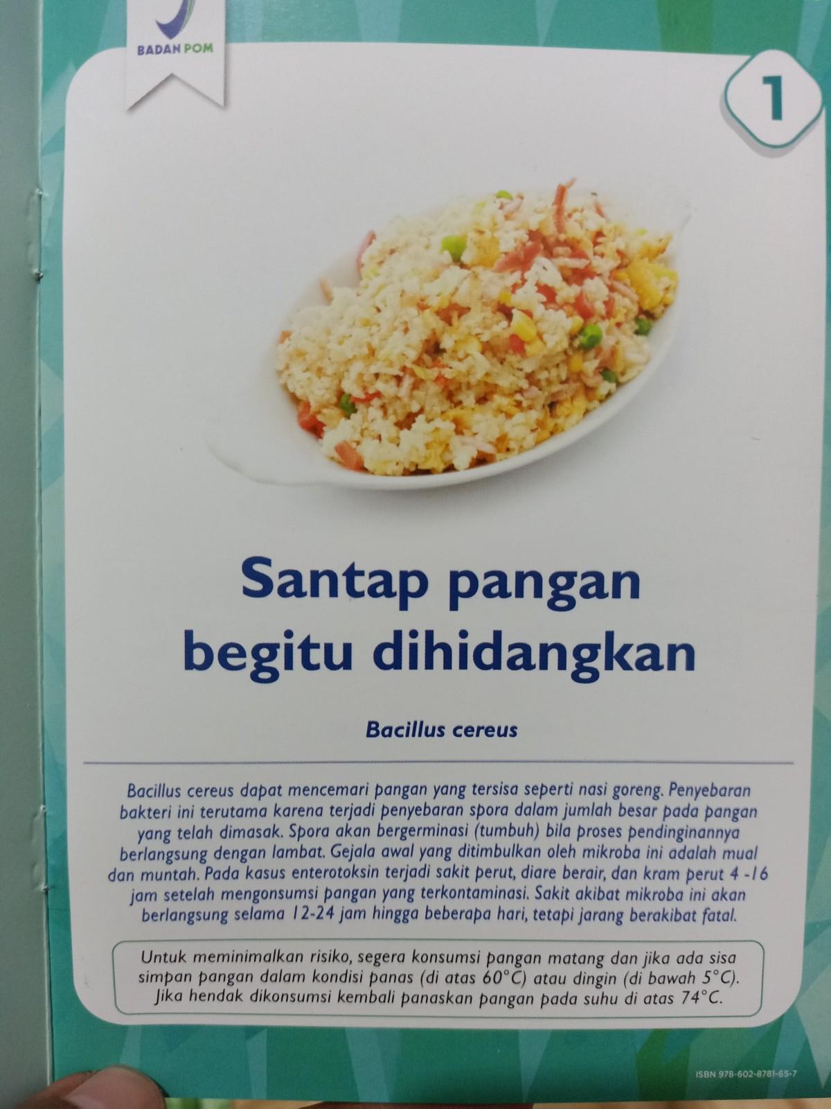 Makanan yang aman dan bermutu