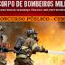 BOMBEIROS DO GOIÁS ABREM CONCURSO PARA 290 VAGAS