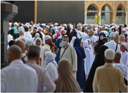 السعودية صلاة الجمعة والجماعة