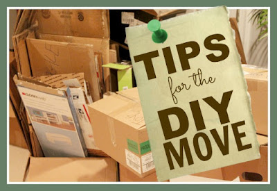 Best DIY Packing and Moving Tips