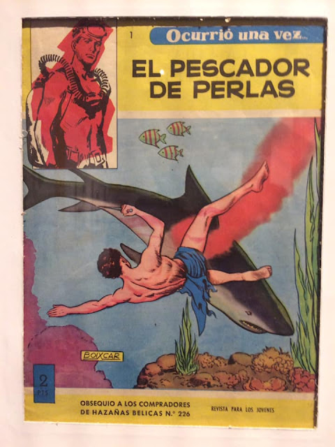 Los tebeos de posguerra en España