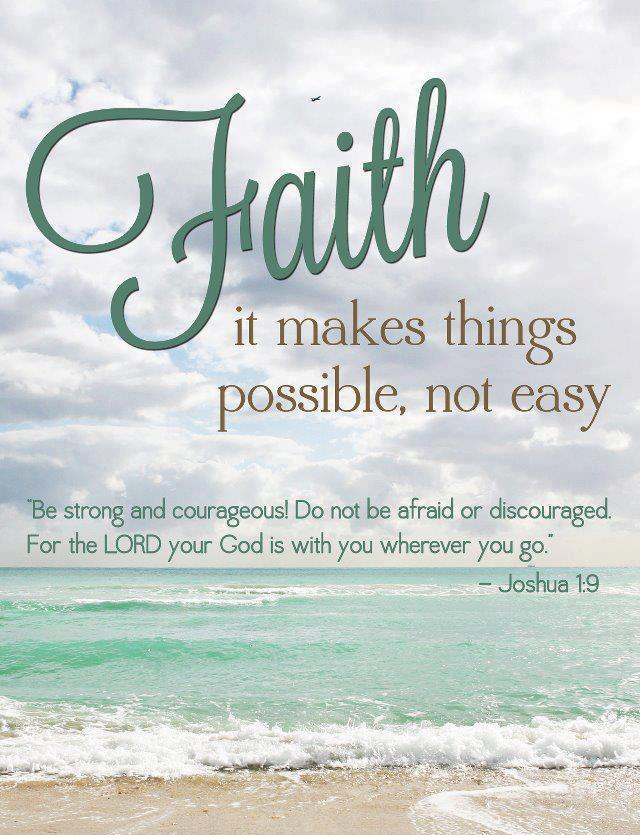 Faith Bible Verse Wallpaper
