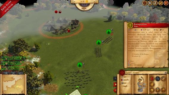 Hegemony Rome: The Rise of Caesar ScreenShot