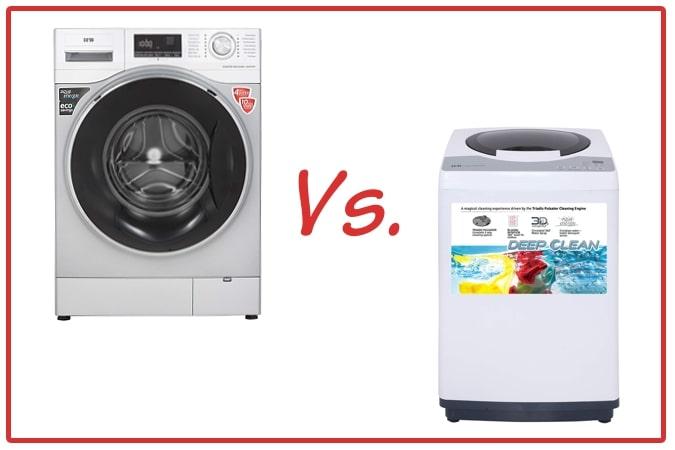 IFB Senator WXS (left) and IFB REW (right) Washing Machines.