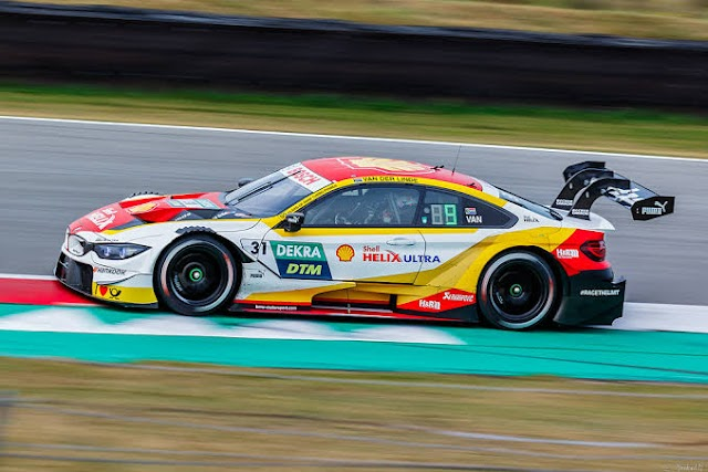 The fun of DTM race live streaming