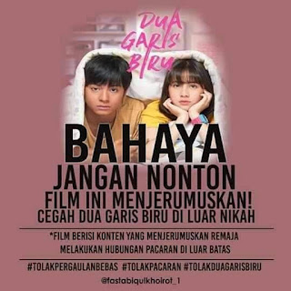 film Dua Garis Biru