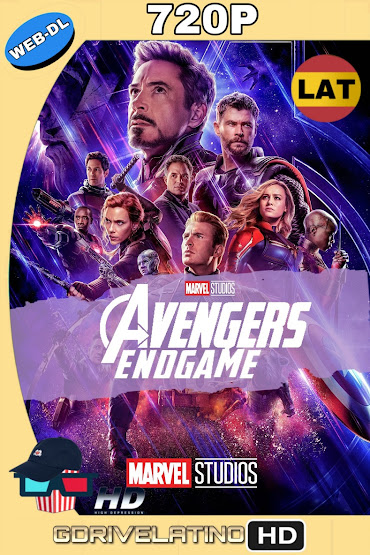 Avengers: Endgame (2019) WEB-DL 720p Latino-Ingles MKV