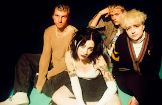 Pale Waves are 'Easy' in goth wedding mode on track visuals