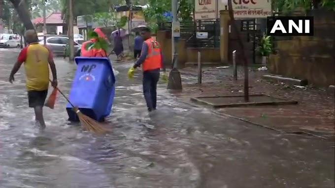 चक्रवात ताऊ टे का कहर, मुंबई, गोवा और ठाणे में तबाही, उत्तर प्रदेश में भी अलर्ट
