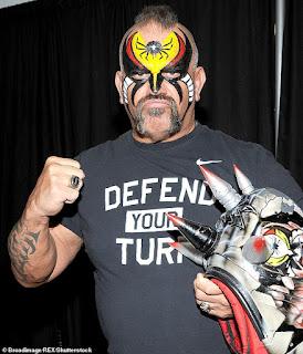 #WWE's Road Warrior Animal dies aged 60