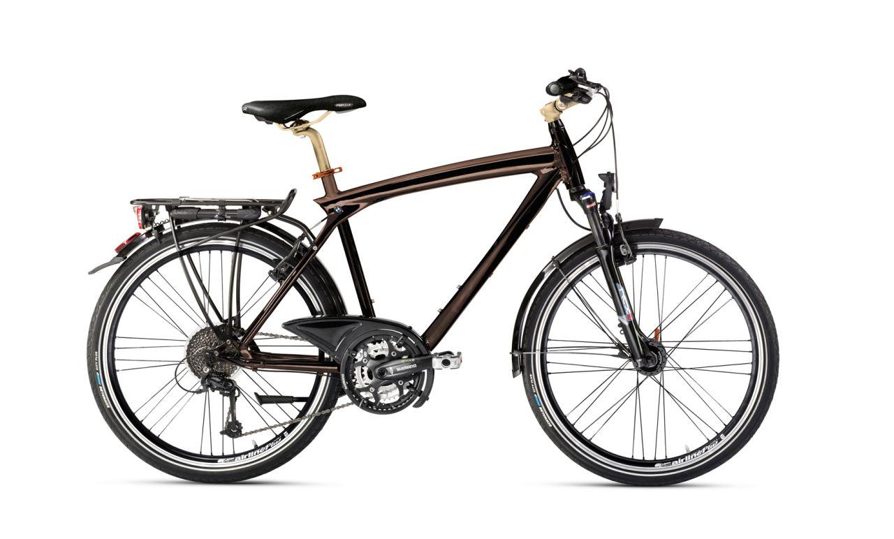 Revista Coche Bmw Y El Desarrollo De Sus Bicicletas