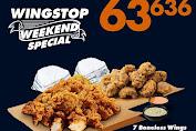 Promo Wingstop Weekend Special Mulai Rp 63.636