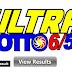 6/58 Ultra Lotto Jackpot reaches to P1B