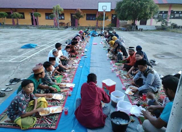 Rajut Ukhwah Islamiyah Kader PII Adakan Buka Bersama
