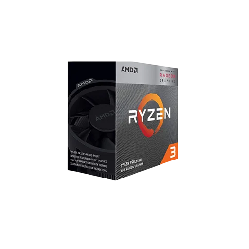 CPU AMD Ryzen 3 3200G ( hỗ trợ Socket: AM4 )