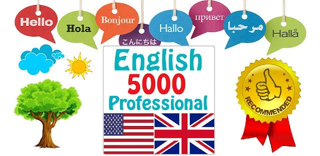 تنزيل تطبيق English 5000 Words with Pictures تعلم الانجليزية للاندرويد و الايفون