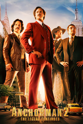 Anchorman 2: The Legend Continues (2013) แองเคอร์แมน 2 ขำข้นคนข่าว