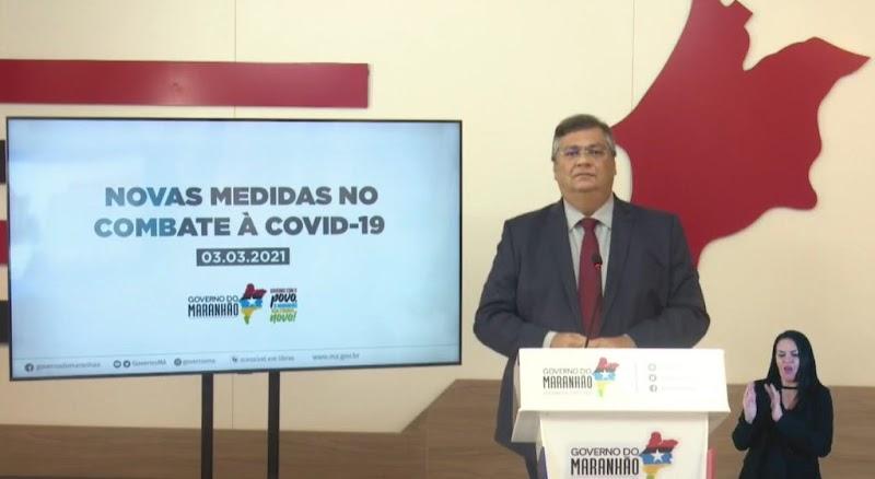 Eventos e aulas presenciais serão suspensos por 10 dias no Maranhão.