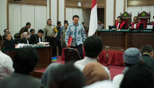 Hakim Heran Dosen Bahasa Inggris Jadi Saksi Ahli Penistaan Agama