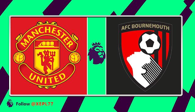 موعد مباراة مانشيستر يونايتد ضد بورنموث والقنوات الناقلة اليوم السبت 4 يوليو 2020 لحساب منافسات الجولة 33 من مسابقة الدوري الإنجليزي الممتاز