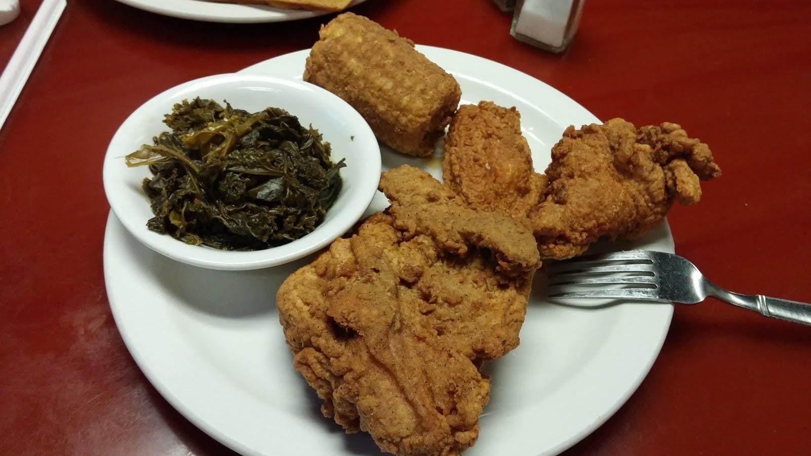 Soul Food Restaurants Louisville