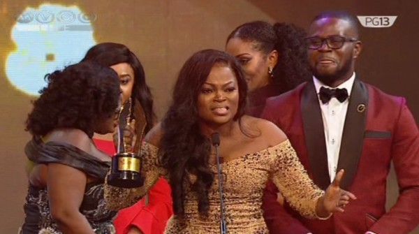 Africa Magic Viewers Choice Award 2017