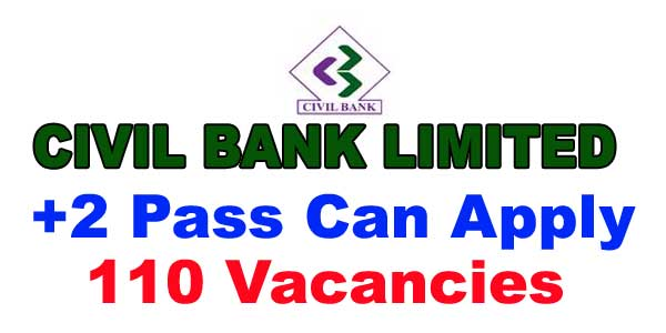 bank vacancy