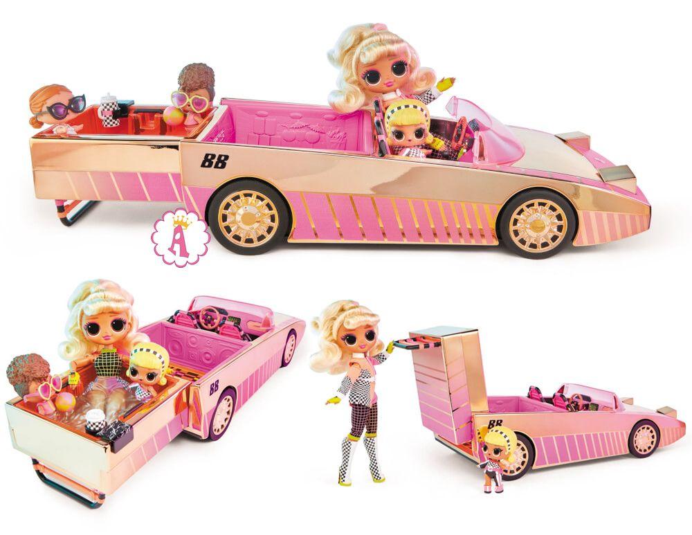 Машина кабриолет L.O.L. Surprise Car Pool Coupe