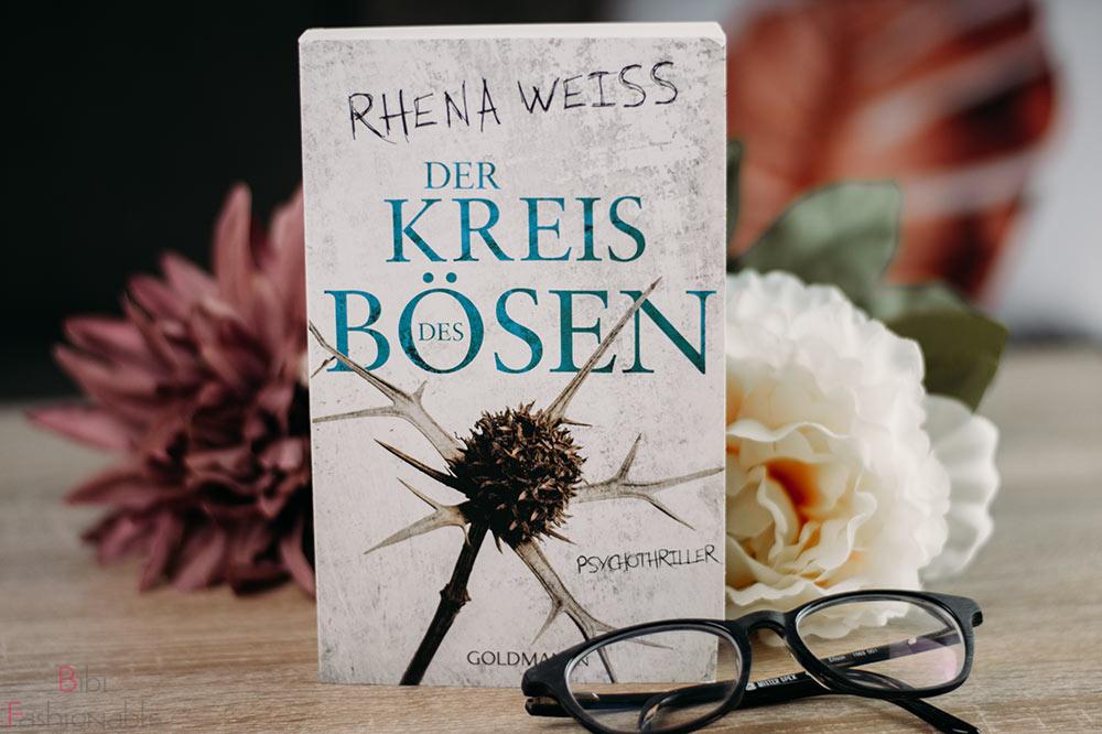 Rhena Weiss - Der Kreis des Bösen Titelbild