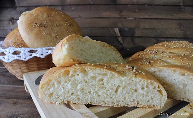 Pan de ricotta. Julia y sus recetas