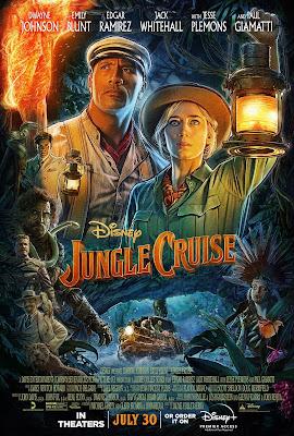 Jungle Cruise (2021) Dual Audio [Hindi (CAM-Clean) – Eng] 720p | 480p HDRip ESub x264 1.1Gb | 450Mb