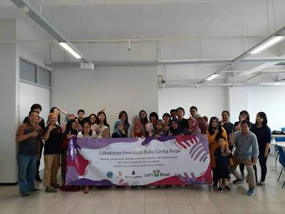 Workshop Cerita Anak Bahasa Jawa