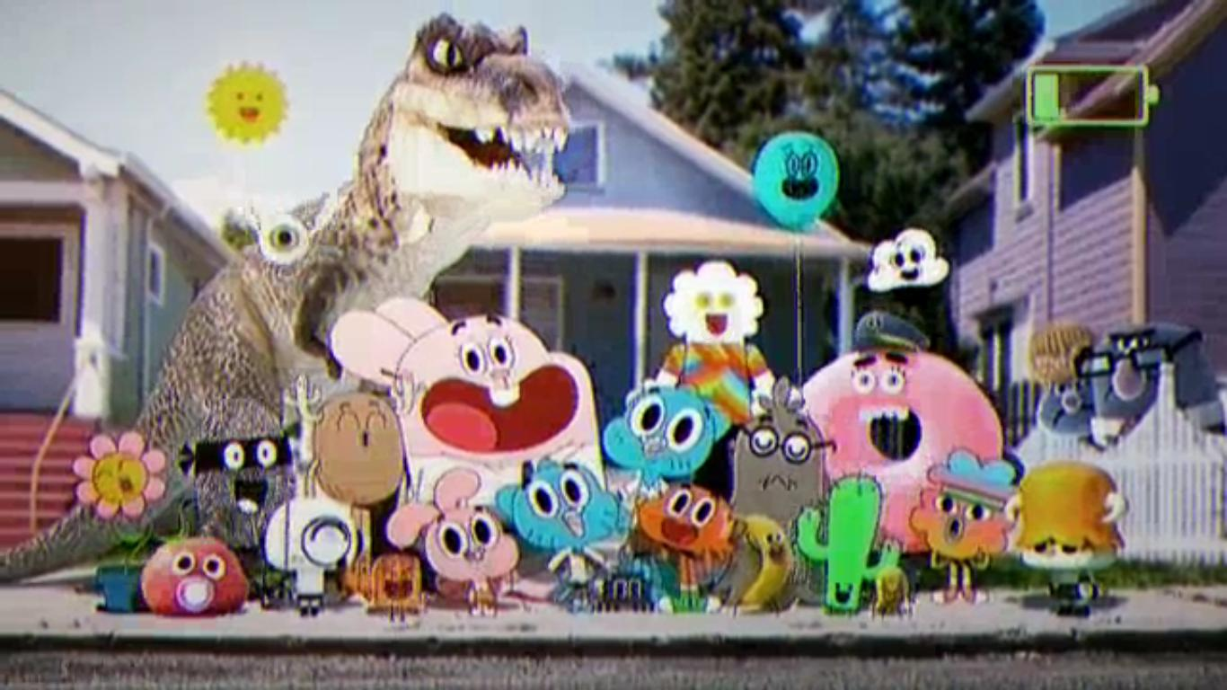 Pics of the amazing world of gumball characters
